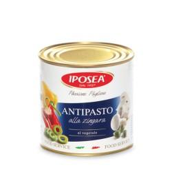 ANTIPASTO ALLA ZINGARA 2450gr