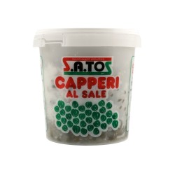 CAPPERI AL SALE 1kg LILLIPUT