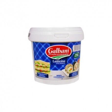 FORMAGGIO LATTICINO SPALMABILE 1kg GALBANI