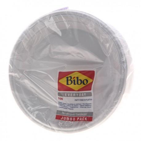 PIATTI PLASTICA FONDI 1kg 60pz