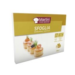 MARGARINA 5x2kg SFOGLIA MARTINI FOOD