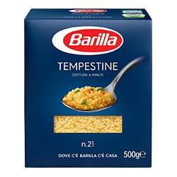 PASTA SEMOLA FINE 500gr 21 TEMPESTINE