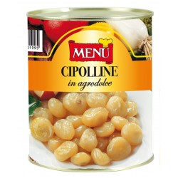 CIPOLLINE IN AGRODOLCE 2650ml