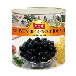 OLIVE NERE SNOCCIOLATE 2,4kg
