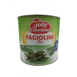 FAGIOLINI AL NATURALE 2600gr JOLLY