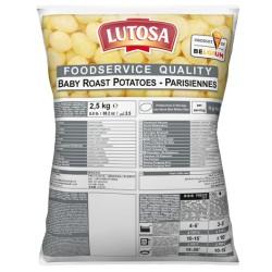 PATATE NOVELLE/PARISIENNE 2,5kg LUTOSA