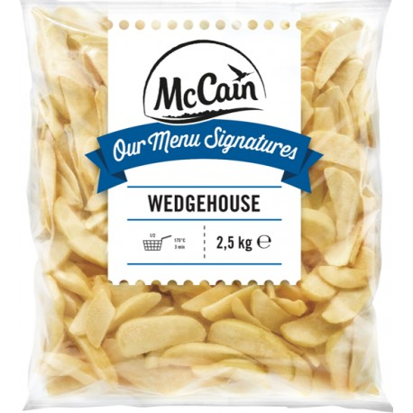 PATATE WEDGEHOUSE 2,5kg