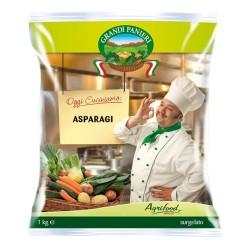 ASPARAGI VERDI 1kg AGRIFOOD