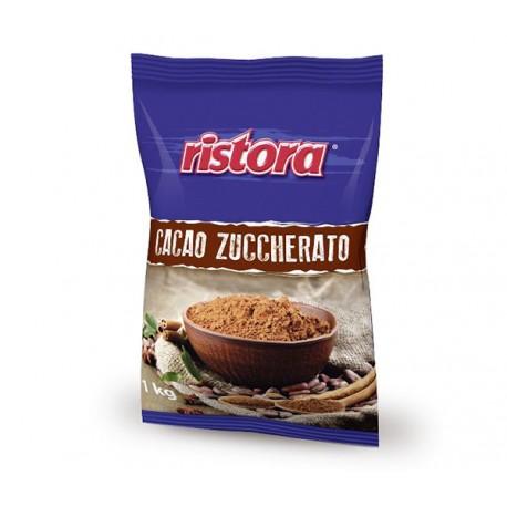 CACAO ZUCCHERATO 1kg RISTORA
