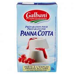 PANNA COTTA PRONTA 1Lt