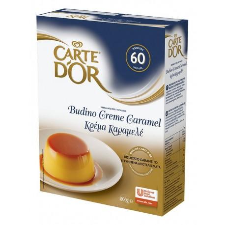 BUDINO CREME CARAMEL 800gr