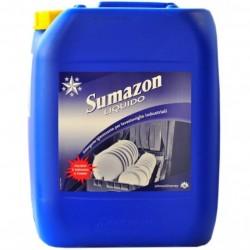 LAVASTOVIGLIE LIQUIDO SUMAZON 25,4kg