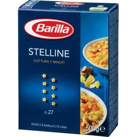 PASTA SEMOLA FINE 500gr 27 STELLINE
