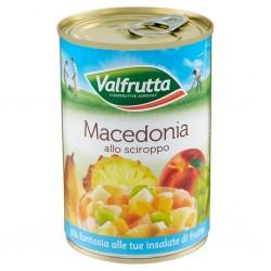 MACEDONIA 5 FRUTTI SCIROPPATI 822gr