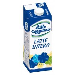 LATTE UHT INTERO Lt.1 TAPPO VITE REGGIANO