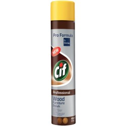 LUCIDANTE LEGNO CIF WOOD POLISH 400ml