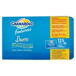 BURRO PORZIONE 125x8gr GRANAROLO