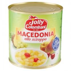 MACEDONIA 5 FRUTTI SCIROPPATI 2650gr