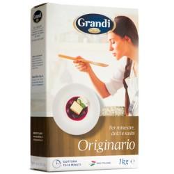 RISO ORIGINARIO PER SUSHI 1kg GRANDI RISO
