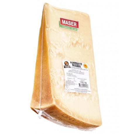PARMIGIANO REGGIANO 1kg MASER
