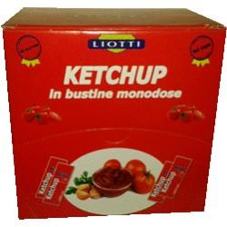 KETCHUP BUSTINE 100pz