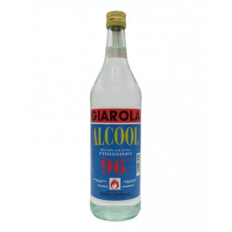 ALCOOL PURO 96° Lt.1
