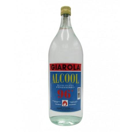 ALCOOL PURO 96° Lt.2